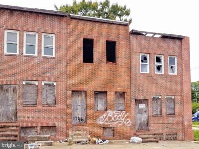1746 N Chester Street, Baltimore, MD 21213 - #: MDBA2013380