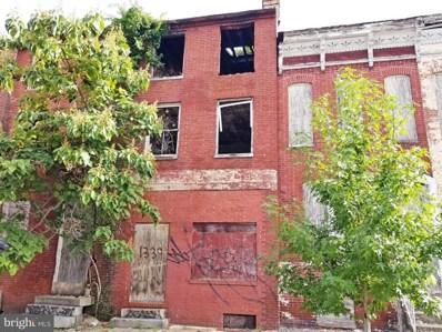 1337 Division Street, Baltimore, MD 21217 - #: MDBA2013400