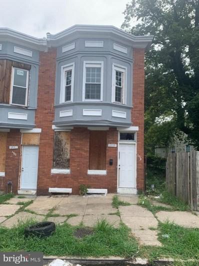1719 N Longwood Street, Baltimore, MD 21216 - #: MDBA2013446