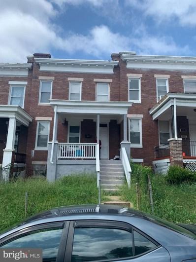 704 N Grantley Street, Baltimore, MD 21229 - #: MDBA2013452