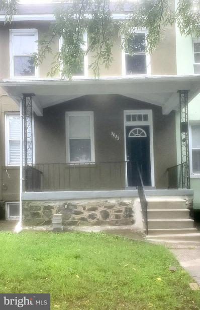 3025 Presstman Street, Baltimore, MD 21216 - #: MDBA2013466