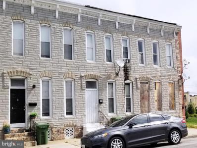 1635 N Calhoun Street, Baltimore, MD 21217 - #: MDBA2013516