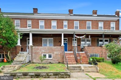 4018 Wilsby Avenue, Baltimore, MD 21218 - #: MDBA2013544