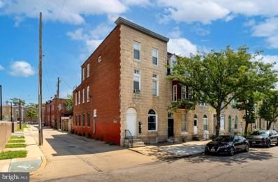 2453 Barclay Street, Baltimore, MD 21218 - #: MDBA2013546