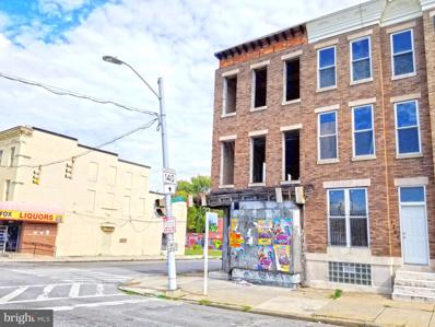 1203 N Fulton Avenue, Baltimore, MD 21217 - #: MDBA2013618