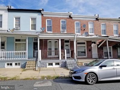 2022 Clifton Avenue, Baltimore, MD 21217 - #: MDBA2013680