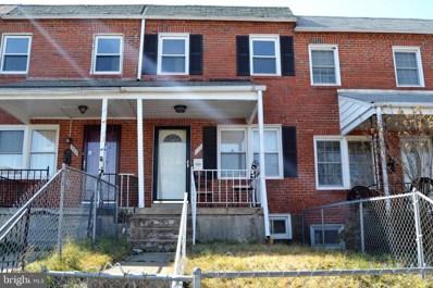 530 Parksley Avenue, Baltimore, MD 21223 - #: MDBA2013700
