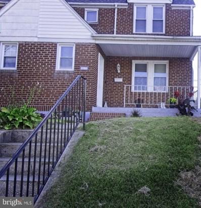 5002 Morello Road, Baltimore, MD 21214 - #: MDBA2013712