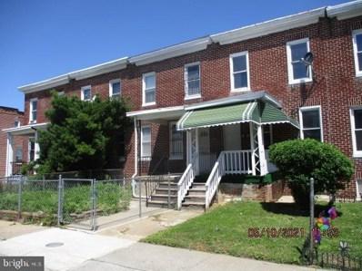 3406 Lyndale Avenue, Baltimore, MD 21213 - #: MDBA2013730