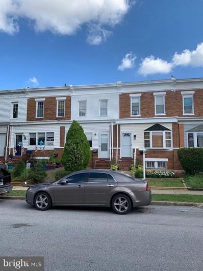 441 Anglesea Street, Baltimore, MD 21224 - #: MDBA2013740