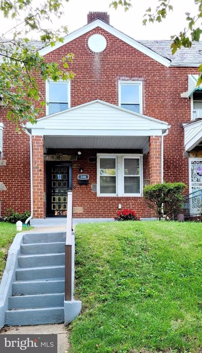 310 Allendale Street, Baltimore, MD 21229 - #: MDBA2013750