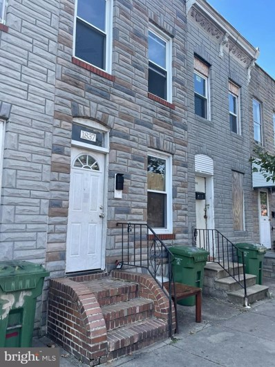 1837 Ramsay Street, Baltimore, MD 21223 - #: MDBA2013780