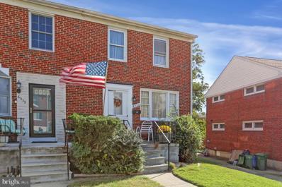 6533 Hilltop Avenue, Baltimore, MD 21206 - #: MDBA2013796
