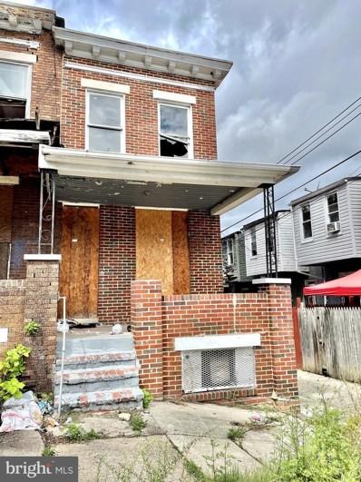 118 N Smallwood Street, Baltimore, MD 21223 - #: MDBA2013804