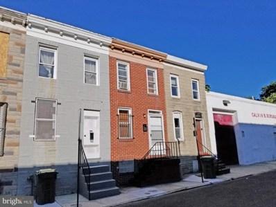 1314 N Spring Street, Baltimore, MD 21213 - #: MDBA2013812