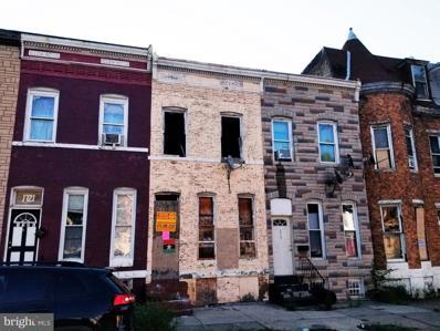 1719 N Fulton Avenue, Baltimore, MD 21217 - #: MDBA2013830