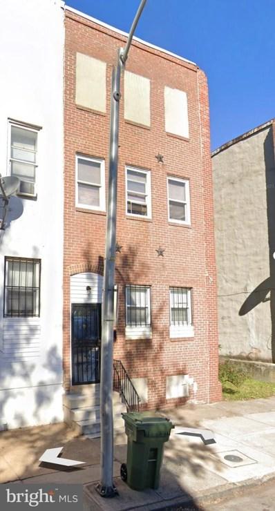 1606 W Lanvale Street, Baltimore, MD 21217 - #: MDBA2013902