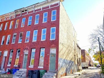 629 Pitcher Street, Baltimore, MD 21217 - #: MDBA2013928
