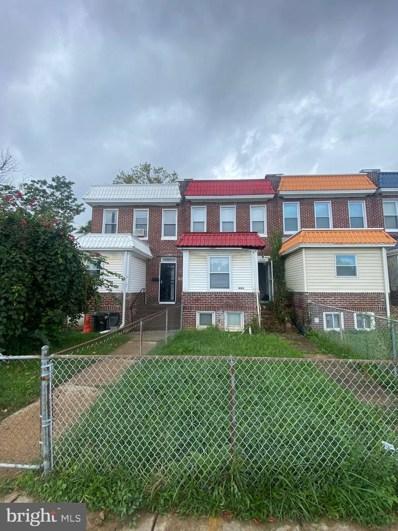 4124 Reisterstown Road, Baltimore, MD 21215 - #: MDBA2013940
