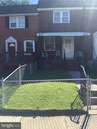 3827 Saint Victor Street, Baltimore, MD 21225 - #: MDBA2013974