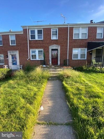 3713 Ravenwood Avenue, Baltimore, MD 21213 - #: MDBA2014046