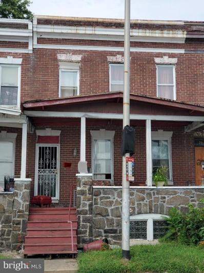 2946 Edmondson Avenue, Baltimore, MD 21223 - #: MDBA2014176