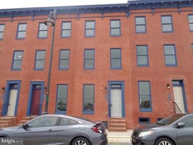 1008 McDonogh Street, Baltimore, MD 21205 - #: MDBA2014196