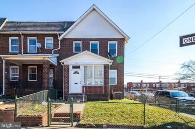 519 Tolna Street, Baltimore, MD 21224 - #: MDBA2014230