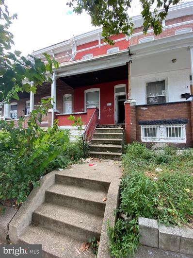 1838 E 28TH Street, Baltimore, MD 21218 - #: MDBA2014246