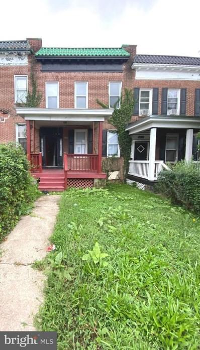 2915 Rockrose Avenue, Baltimore, MD 21215 - #: MDBA2014252