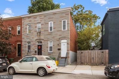 327 W 28TH Street, Baltimore, MD 21211 - #: MDBA2014360
