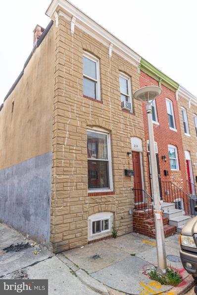 235 N Rose Street, Baltimore, MD 21224 - #: MDBA2014406
