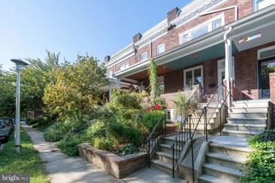 3314 Gilman Terrace, Baltimore, MD 21211 - #: MDBA2014428