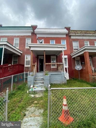 730 N Edgewood Street, Baltimore, MD 21229 - #: MDBA2014434