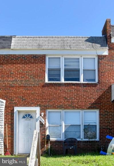 3023 Janice Avenue, Baltimore, MD 21230 - #: MDBA2014484