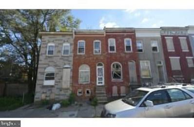 2509 McHenry Street, Baltimore, MD 21223 - #: MDBA2014508