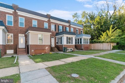 3532 Overview Road, Baltimore, MD 21215 - #: MDBA2014582