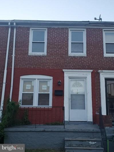 510 Seagull Avenue, Baltimore, MD 21225 - #: MDBA2014586