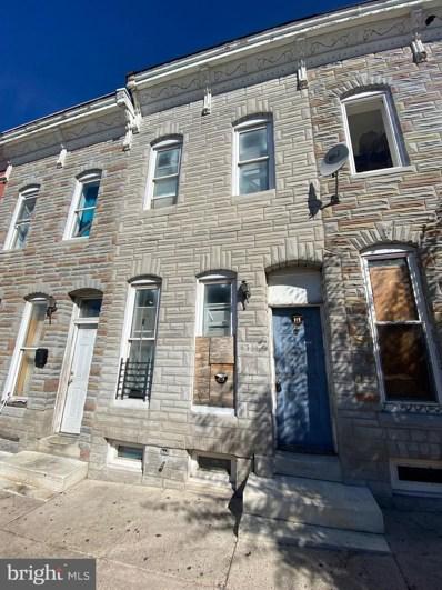 1714 Presstman Street, Baltimore, MD 21217 - #: MDBA2014598