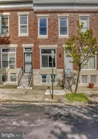 2437 McCulloh Street, Baltimore, MD 21217 - #: MDBA2014606