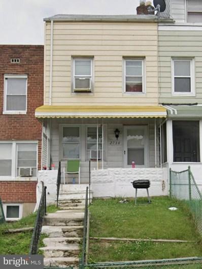 2734 Bookert Drive, Baltimore, MD 21225 - #: MDBA2014688