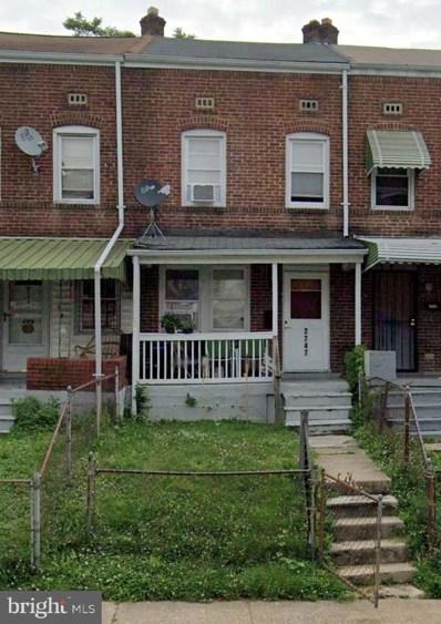 2747 Bookert Drive, Baltimore, MD 21225 - #: MDBA2014706