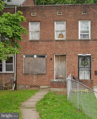 2842 Bookert Drive, Baltimore, MD 21225 - #: MDBA2014710