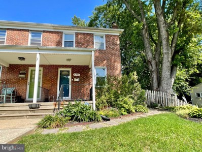 6307 Clearspring Road, Baltimore, MD 21212 - #: MDBA2014904