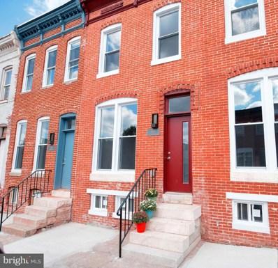 2038 E Preston Street, Baltimore, MD 21213 - #: MDBA2014906