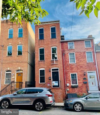 111 E Cross Street, Baltimore, MD 21230 - #: MDBA2014926