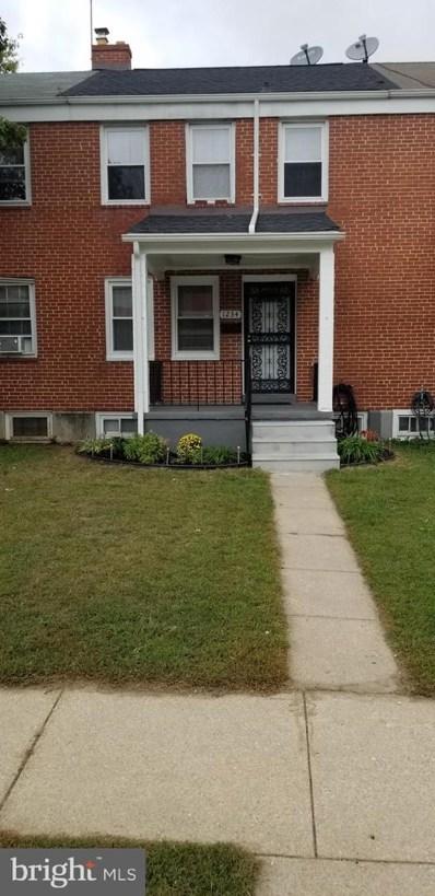 1234 Sherwood, Baltimore, MD 21239 - #: MDBA2014966
