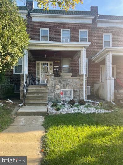 2409 Calverton Heights Avenue, Baltimore, MD 21216 - #: MDBA2014990