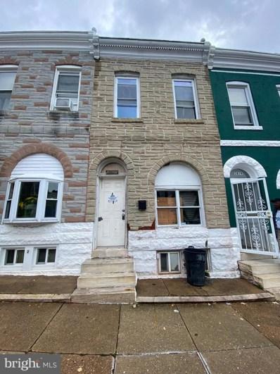 1810 N Chapel Street, Baltimore, MD 21213 - #: MDBA2015002