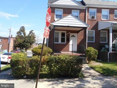 1335 Ellwood, Baltimore, MD 21213 - #: MDBA2015030